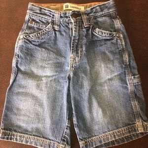 (3 pairs) Boys size 7 carpenter shorts